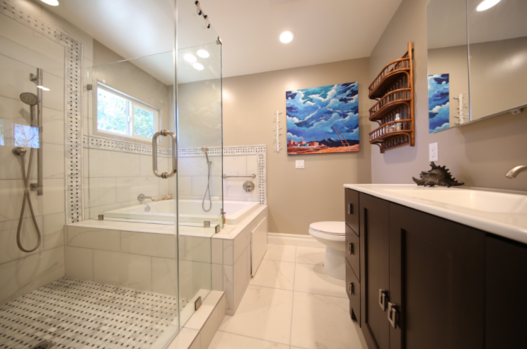 Blog Post 48 Huge Lessons Learned From A Bathroom Remodel Treeium New Bathroom Remodeling Blog Property