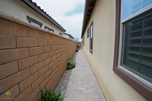 Front, Backyard Remodel & Paver Install