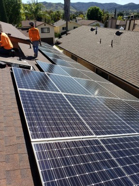 Solar Panel & Roof Replacement