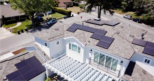 Roofing, Solar Panel & Tesla Battery