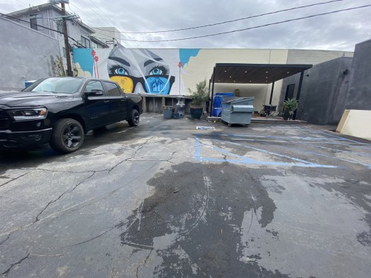 Commercial Driveway Remodel