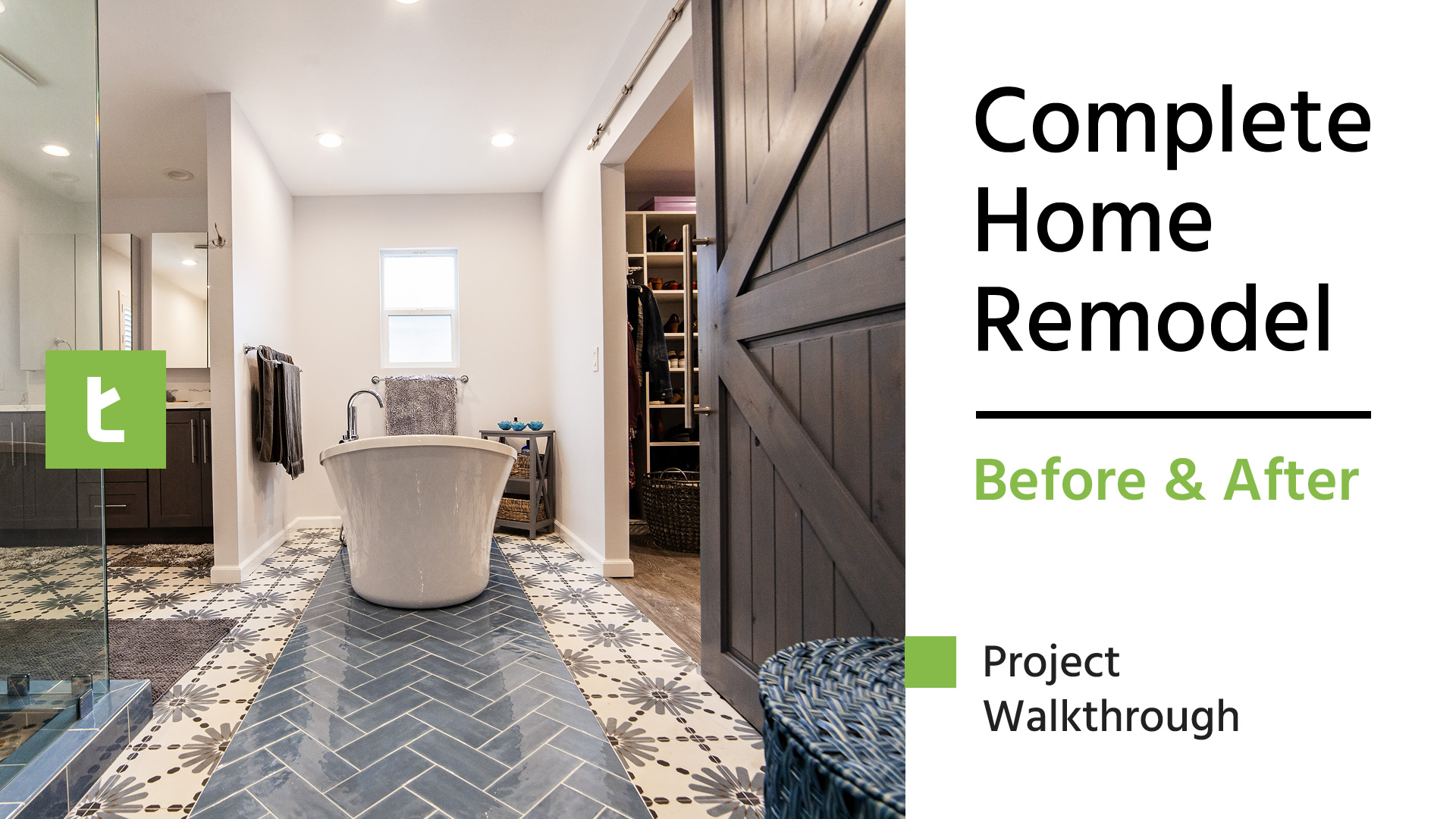 Complete Home Remodel | Before & After Transformation